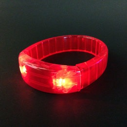 Light-up bracelet - Red