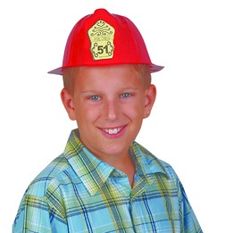 Fireman hat for children