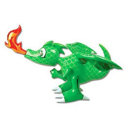 Dragon inflatable 30""