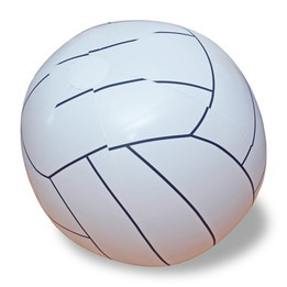Giant volleyball Inflatable - 48""