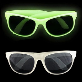 Glow in the dark sunglasses - pack of 12