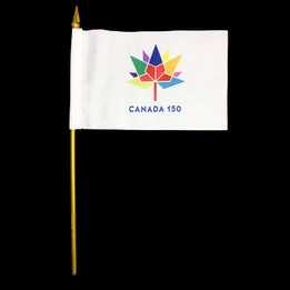 Canadian 150th flag