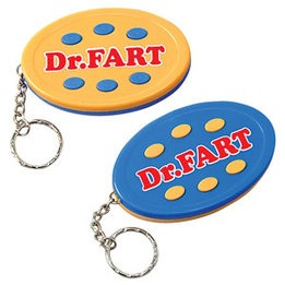 Dr. Fart key chain