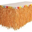 Hawaian Table Skirt 9 feet