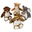 Safari animal plush 11\\\""