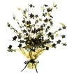 Champagne glass & top hat gleam\\\\'n burst centerpieces 15\\\""