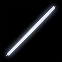 "15"" Cyalume Impact Self Activating Lightstick - White 8 HRS"