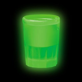 1.5 oz. Glow Shooter - Green