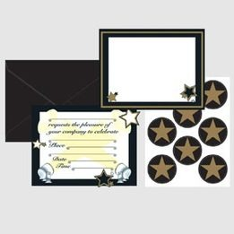 "4"" X 6"" Award Night Invitation"