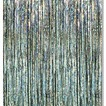 Prismatic Silver Curtain 3' X 8'