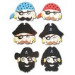 Pirate Foam Masks